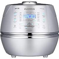 CUCKOO CRP-CHSS1009FN Cuiseur à riz à vapeur Rice Cooker 1,8 l 10 tasses   Technologie de chauffage à induction IH…