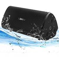 Enceinte Bluetooth 5.0 Portable AY étanche 30W Haut-Parleur Audio HD Bass Amplifiées with TWS, Micro Intégré, étanchéité IPX7, 24H d'Autonomie la Maison,Camping, l'extérieur Les Voyages.