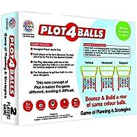 Plot 4 Balls - Multicolor. The New Version of PLOT 4 AIM Bounce and PLOT