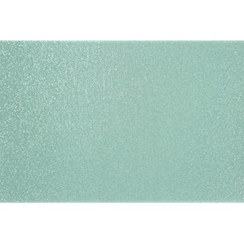 Arthouse Glitterati Plain Wallpaper, Mint Green, 53 cm x 10.05 m