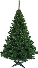 decorwelt   Künstlicher Grün Tanne Weihnachtsbaum Tannenbaum Christbaum Dekobaum Kunstbaum Weihnachtsdeko Zum Stecken