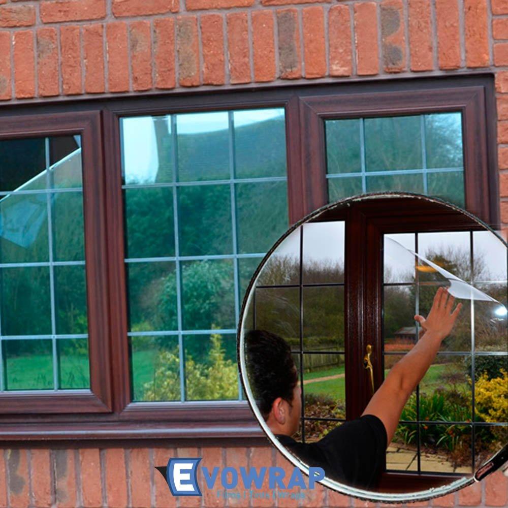 Mirrored Glass) (50cm X 2 Metres): Amazon: Kitchen & Home