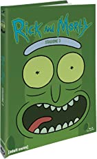 Rick And Morty - Stagione 03 (Mediabook Combo CE) (Blu-Ray+2 Dvd)