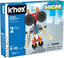K'Nex Kid  Robot Building Set (Multi)