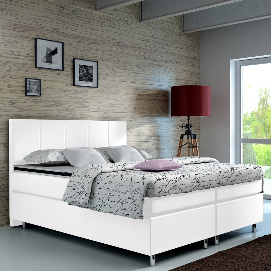doppelbett 180x200 wei beautiful landhaus doppelbett pantina in pinie wei mit schubladen with. Black Bedroom Furniture Sets. Home Design Ideas