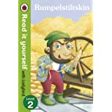 Read It Yourself Rumpelstiltskin (mini Hc): Level 2