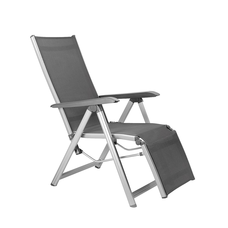 Kettler Basic Plus Advantage Relaxliege Aluminium - praktische ...