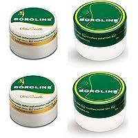 BOROLINE SX Antiseptic Night Cream, 40gms X 2 and Boroline Ultra Smooth Antiseptic Night Cream, 40gms X 2 Combo pack of…