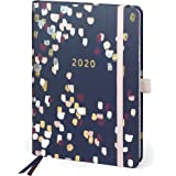 Boxclever Press Perfect Year 2020 Diary with Tabs. Stunning A5 Diary 2020 from January - December 2020. Planner 2020 with Monthly Overviews, Budget & Planning Pages, Perforated Shopping Lists & More.