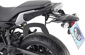 Hepco Becker C Bow Seitenträger Schwarz Für Yamaha Tracer 700 Tracer 700 Gt 2016 Auto