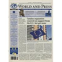 World and Press [Jahresabo]