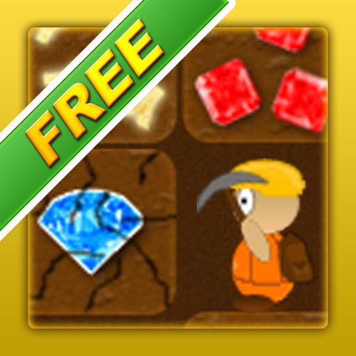 Treasure Miner Free - Ein 2d Minen Abenteuer