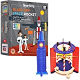 Smartivity Blast-off Space Rocket STEM STEAM Educational DIY Building Construction Activity Toy Game Kit, Easy Instructions,