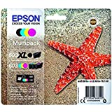 Epson Cartouche jet d'encre Epson 603XL - Noir XL /Couleur STD