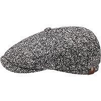 Stetson Hatteras Donegal Tweed cap Berretto Newsboy Cappello Invernale Piatto