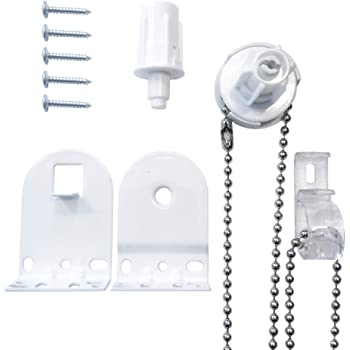 Roller Blinds Replacement Fittings Kit For 25mm Diameter