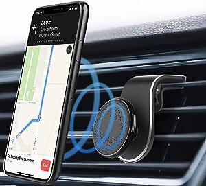 Eono By Amazon Handyhalterung Auto Magnet Handyhalter 360 Flexible Rotation Typ L Lüftungs Halterung Für Horizontalen