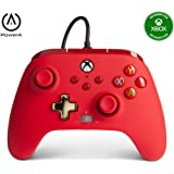 ENHANCED WIRED CONTROLLER BOLD RED (Xbox One)