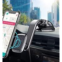 Cocoda Porta Cellulare da Auto, Supporto Cellulare Auto Magnetico con Rotazione a 360°, Ventosa Adesiva, Braccio…