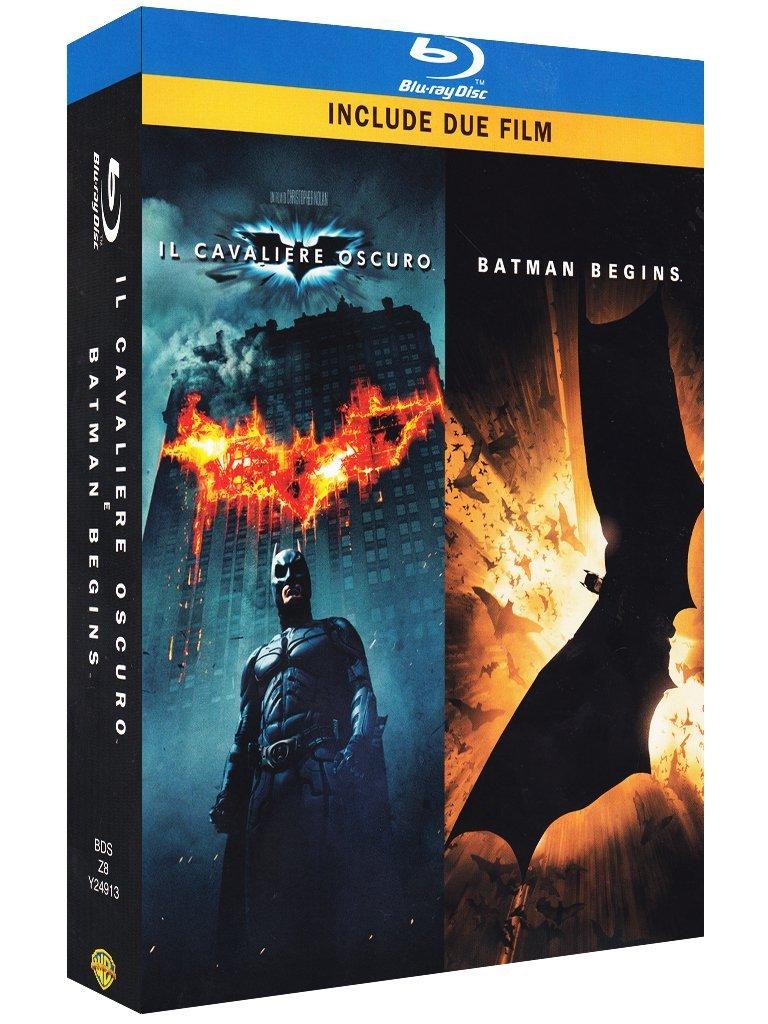 Il cavaliere oscuro + Batman begins