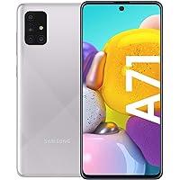 Samsung Galaxy A71 Android Smartphone ohne Vertrag, 4 Kameras, 4.500 mAh Akku, Schnellladen, 6,7 Zoll Super AMOLED…