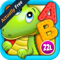 Preschool ABC Alphabet Aquarium School A to Z Vol.1. Puzzle Learning Basic Skills Games with Animated Letters and Animals:  Educational Endless Learn to Read Toy  for Baby & Toddler Explorers by Abby Monkey® Kids Learning Clubhouse