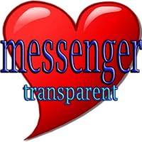 Love Theme Messenger Transparent