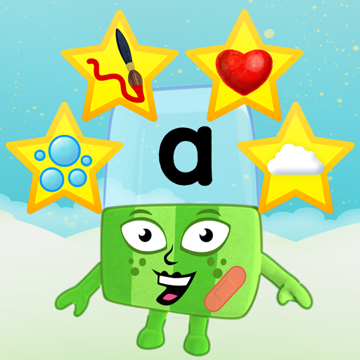 Alphablocks - Letter Fun!