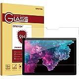 OMOTON Protector Pantalla Surfacer Pro 7 / Surface Pro 6 / Surface Pro 4 Cristal Templado 2.5D, Surface Pro 7 / 6 / 4 Protect