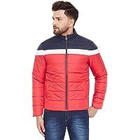 PERFKT-U Men's Solid Puffer Jacket