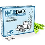 NATURDAO - 60 Compresse - DAO VEGETALE - Deficit di enzimi DAO - Intolleranza Istamina