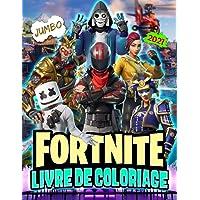 FORTNITE Livre De Coloriage: Fortnite 2021 Coloring Edition Avec Le Meilleur Jeu D'action Images Non Officielles