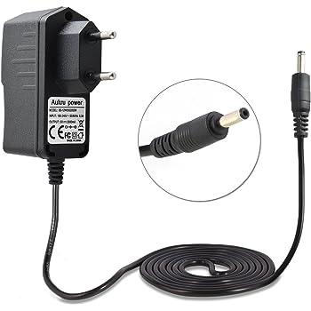 Netzteil Adapter Ladegerät Ladekabel 5V//6V 4A 20W für diverse Geräte  3.5*1.35mm