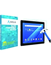 """Argus Anti Glare Scratch Proof Tempered Glass for Lenovo Tab 4 10"""""""