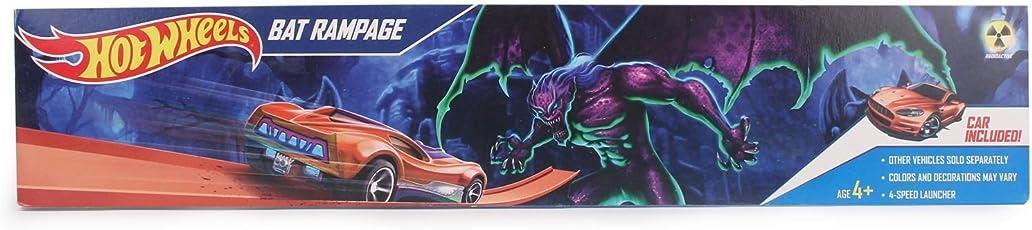 Hot Wheels Bat Rampage, Multi Color