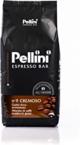 Pellini Caffè No.9 Cremoso Roasted Coffee Beans, 1 kg