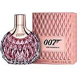 James Bond 007 Women II Eau de Parfum Natural Spray, 1er Pack (1 x 75 ml)