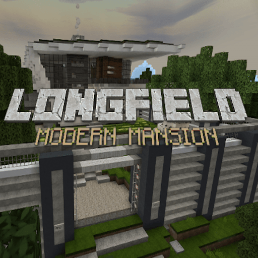 Longfield Mansion For Minecraft PE