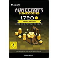 Minecraft: Minecoins Pack: 1720 Coins (Konsole/PC/Mobile)