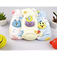 Fancy Walas Presents New Born Baby Feeding Bottle Cover Velvet Fabric Printed Baby Feeder Cover (150ml, Multi Color)