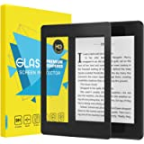 MoKo Screen Protector Compatible with Kindle Paperwhite 2018, Scratch Resistant Full Coverage HD Clear 2.5D 9H Hardness…
