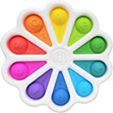 Eenvoudige Dimple Fidget Speelgoed Bloem Fidget Zintuiglijke Speelgoed, Stress Relief Hand Speelgoed voor Kinderen Volwassene