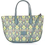 Caprese Women's Handbag (Blue)