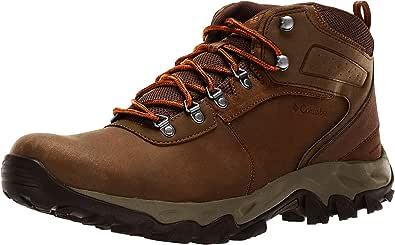Columbia Newton Ridge Plus II Waterproof Hiking Boot-Wide, Stivali da Escursionismo Uomo