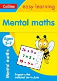 Mental Maths Ages 5-7: Prepare for school with easy home learning (Collins Easy Learning KS1)