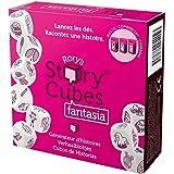 Asmodee Story Cubes: Fantasía - Todas las versiones disponibles, Multilenguaje (ASMRSC28ML1)