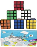 Toys Bhoomi 3x3x3 Professional Speed Cube - Full Pack (6 Pieces)