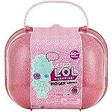 L.O.L. Surprise! - Bigger Surprise Briefcase con Dolls da Collezione e Oltre 60 Sorprese, LLU46000