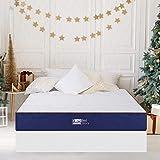 BedStory Matelas 90x190 à Mémoire de Forme, 2,5cm de Mousse à Mémoire de Forme Pure, Matelas Mousse Viscoélastique 65kg/m3, S
