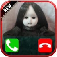 Fake Call From Scary Creepy Doll - Free Fake Phone Calls ID PRO 2018 - PRANK FOR KIDS!